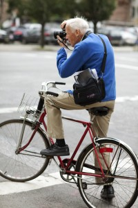 The Sartorialist - Bill Cunningham, New York