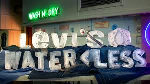 Levis - waterless